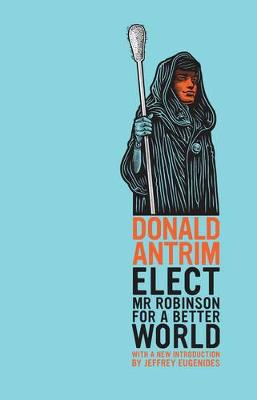 Elect Mr Robinson for a Better World - Antrim, Donald