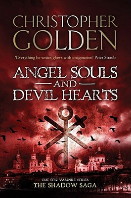 Angel Souls and Devil Hearts - Golden, Christopher