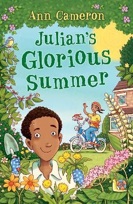 Julian's Glorious Summer - Cameron, Ann