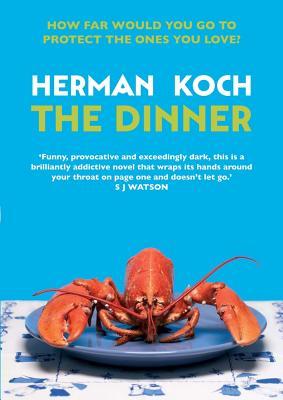 The Dinner - Koch, Herman