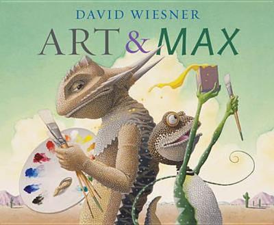 Art & Max - Wiesner, David