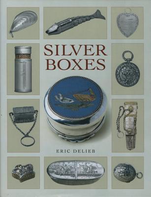 Silver Boxes - Delieb, Eric