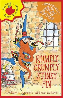 Rumply Krumply Stinky Pin - Anholt, Laurence