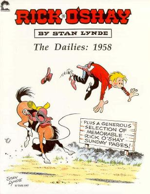 Rick O'Shay: The Dailies: 1958 - Lynde, Stan