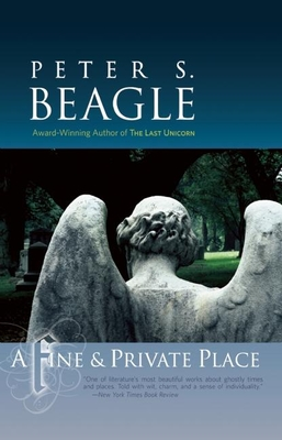 A Fine & Private Place - Beagle, Peter S