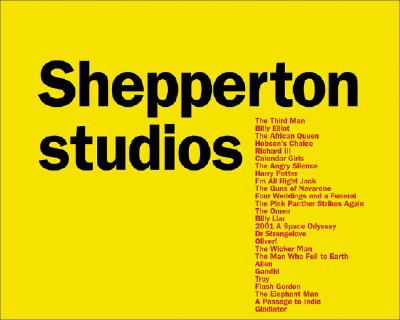 Shepperton Studios: Collectors' Limited Edition - Bright, Morris, and Mills, Sir John (Foreword by), and Scott, Sir Ridley (Introduction by)