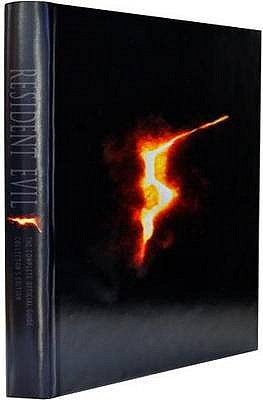 Resident Evil 5: The Complete Official Guide - Price, James, QC, and Nicholson, Zy
