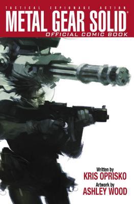 Metal Gear Solid, Volume 2 - Oprisko, Kris