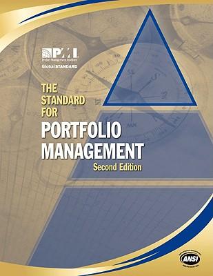 The Standard for Portfolio Management - Project Management Institute (Creator)