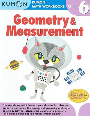 Geometry & Measurement, Grade 6 - Kumon Publishing (Creator)