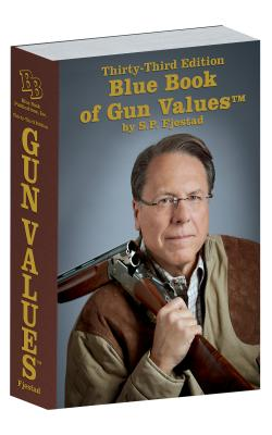 33rd Edition Blue Book of Gun Values - Fjestad, S P