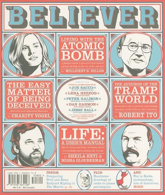 The Believer, Issue 81 - Ball, Jesse (Contributions by), and Chute, Hillary L (Contributions by), and Cohen, Benjamin (Contributions by)