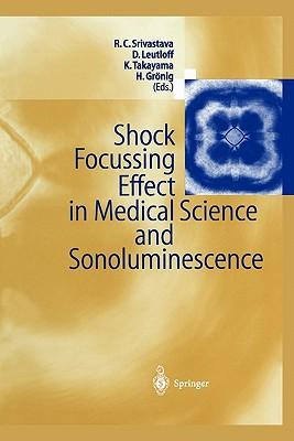 Shock Focussing Effect in Medical Science and Sonoluminescence - Srivastava, Ramesh C. (Editor), and Leutloff, Dieter (Editor), and Takayama, Kazuyoshi (Editor)