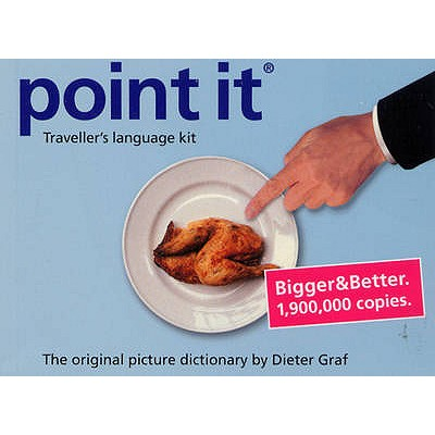 Point it: Traveller's Language Kit - The Original Picture Dictionary - Graf, Dieter