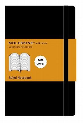 Moleskine Ruled Notebook Soft Cover Large - Moleskine (Creator)