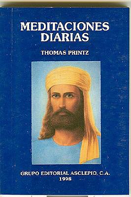 Meditaciones Diarias - Printz, Thomas