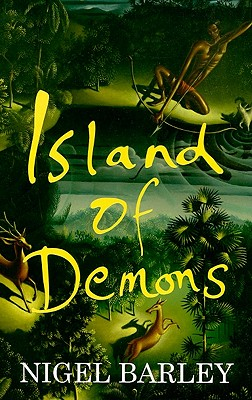 Island of Demons - Barley, Nigel