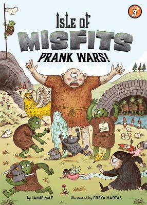 Isle of Misfits 3: Prank Wars! - Mae, Jamie