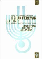 Israel Philharmonic Orchestra/Itzhak Perlman: Beethoven - Triple Concerto/Symphony No. 6