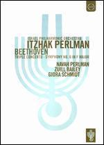 Israel Philharmonic Orchestra/Itzhak Perlman: Beethoven - Triple Concerto/Symphony No. 6