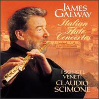 Italian Flute Concertos - James Galway (flute); I Solisti Veneti; Claudio Scimone (conductor)