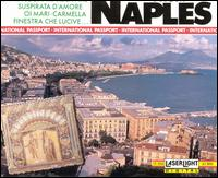 Italian Folk Songs from Naples - Various Artists