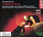 Italo Montemezzi: L'Amore dei tre Re - Denia Gavazzeni Mazzola (vocals); Douglas Nasrawi (vocals); Kurt Rydl (vocals); Lolita Semenina (vocals);...