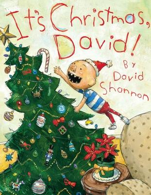 It's Christmas, David! - Shannon, David