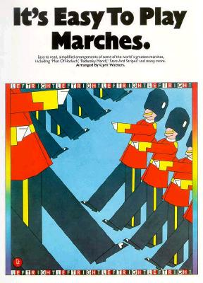 It's Easy to Play Marches: (Efs 239) - Watters, Cyril