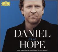 It's Me: The Baroque & Romantic Albums - Anne Sofie von Otter (mezzo-soprano); Bengt Forsberg (piano); Christian Eisenberger (violin); Daniel Hope (viola);...