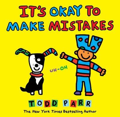 It's Okay to Make Mistakes -