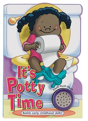 It's Potty Time for Girls: A Children's Book About Toilet Training - Smart Kids Publishing