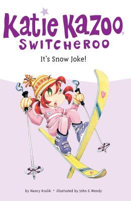 It's Snow Joke! - Krulik, Nancy