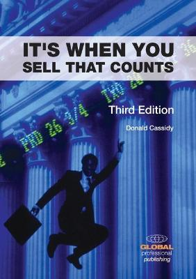 It's When You Sell That Counts - Cassidy, Donald