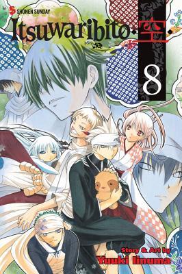 Itsuwaribito, Volume 8 -