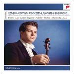 Itzhak Perlman: Concertos, Sonatas and More ...