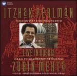 Itzhak Perlman: Live in Russia