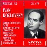 Ivan Kozlovsky - Recital No. 2