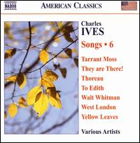 Ives: Songs, Vol. 6 - Amanda Ingram (mezzo-soprano); Daniel Trevor Bircher (baritone); David Pittsinger (bass); Diego Matamoros (baritone);...