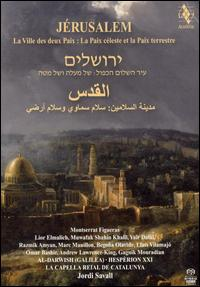 Jérusalem [Includes Book]  - Al-Darwish; Andrew Lawrence-King (medieval harp); Arianna Savall (harp); Béatrice Belpierre (bombard);...