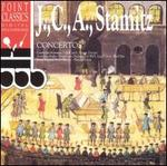 J., C., A. Stamitz: Concertos