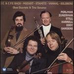 J.C. & C.P.E. Bach, Mozart, Stamitz, Vanhal, Goldberg: Oboe Quartets & Trio Sonatas