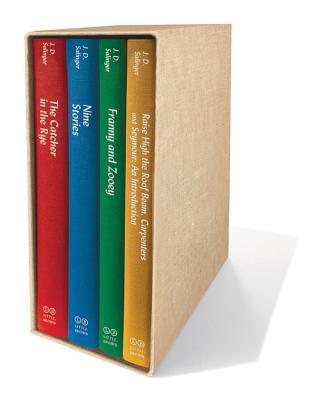 J. D. Salinger Boxed Set - Salinger, J D