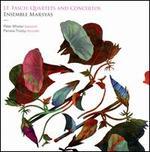 J.F. Fasch: Quartets; Concertos