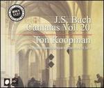 J.S. Bach: Cantatas, Vol. 20