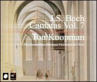 J.S. Bach: Cantatas, Vol. 7 - Bogna Bartosz (alto); Elisabeth von Magnus (alto); Gerd Türk (tenor); Klaus Mertens (bass); Lisa Larsson (soprano);...