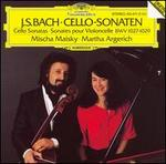 J.S. Bach: Cello-Sonaten BWV 1027-1029