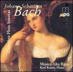J.S. Bach: Complete Flute Sonatas, Vol. 2