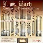 J.S. Bach: Concerto Transcriptions