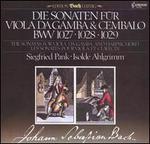 J.S. Bach: Die Sonaten für Viola da Gamba & Cembalo